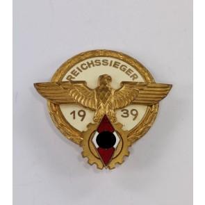 Reichssieger 1939, Hst. Brehmer