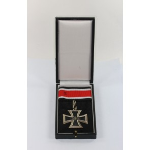 Ritterkreuz des Eisernen Kreuzes, 1957 Ausführung, Steinhauer & Lück, im Etui