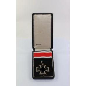 Ritterkreuz des Eisernen Kreuzes, frühes Klein & Quenzer, im Etui Klein & Quenzer