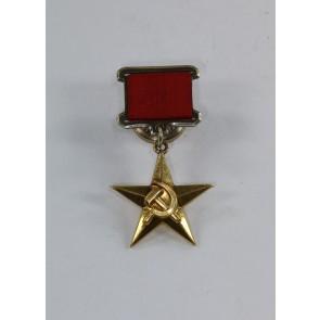 Sowjetunion, Held der sozialistischen Arbeit