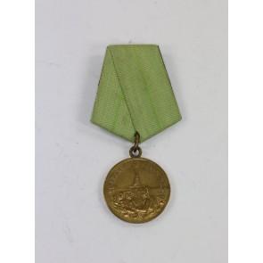Sowjetunion, Medaille für die Verteidigung von Leningrad