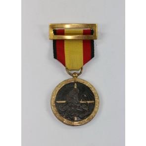 Spanien, Medalla de la Campaña