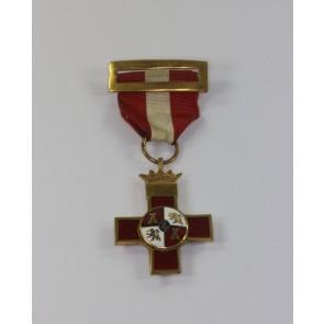 Spanien, Rotes Militär-Verdienstkreuz Ritterkreuz