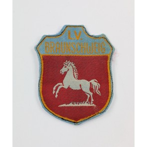 Stahlhelm Bund, Ärmelabzeichen - L.V. Braunschweig