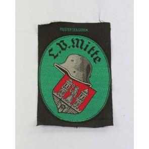 Stahlhelm Bund, Ärmelabzeichen - L.V. Mitte