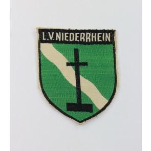 Stahlhelm Bund, Ärmelabzeichen - L.V. Niederrhein