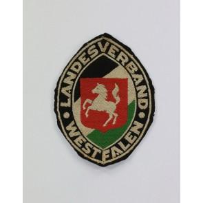 Stahlhelm Bund, Ärmelabzeichen - Landesverband Westfalen