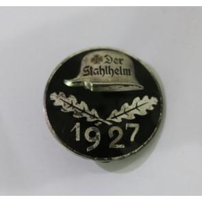 Stahlhelmbund Der Stahlhelm- Eintrittsabzeichen 1927