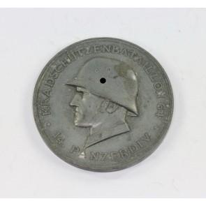 Stalingrad Medaille des Kradschützen Bataillon 64 (14. Panzer Division)