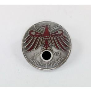 Standschützen Abzeichen, Landesschießen 1940 , Hst. O.Poellath Schrobenhausen