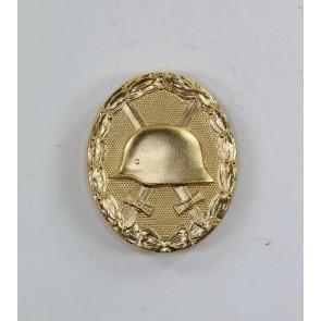 Verwundetenabzeichen in Gold, Ausführung 1957, Steinhauer & Lück