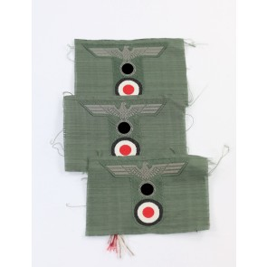 Wehrmacht Heer, Adler und Korkade Feldmütze (M-42)