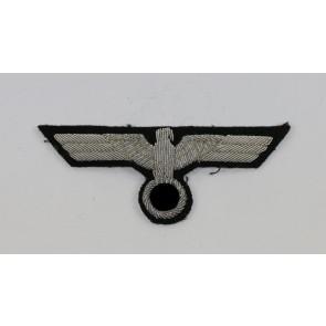Wehrmacht Heer, Brustadler für Offiziere der Panzertruppe