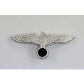 Wehrmacht Heer, Mützenadler für die Schirmmütze, Hst. G.B 38