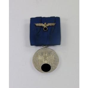 Wehrmachtsdienstauszeichnung 4. Klasse für 4 Jahre, an Einzelspange - Treue Dienste in der Wehrmacht
