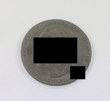 Luftwaffe, Medaille für ausgezeichnete Leistungen im technischen Dienst der Luftwaffe - Der Oberbefehlshaber der Luftwaffe Reichsmarschall Göring - Militaria-Berlin