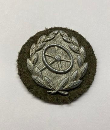 Kraftfahrerbewährungsabzeichen in Silber - Militaria-Berlin