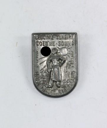 Abzeichen, Leuchte Scheine Gold´ne Sonne über dieses freie Land 1940/41, Gau Koblenz - Trier (Arbeiter) - Militaria-Berlin