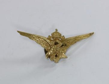 Bulgarien, Flugzeugführerabzeichen an Schraubscheibe (2. Weltkrieg) - Militaria-Berlin