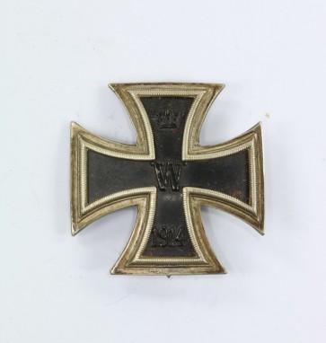 Eisernes Kreuz 1. Klasse 1914, in der Form von 1939, C.E. Juncker - Militaria-Berlin