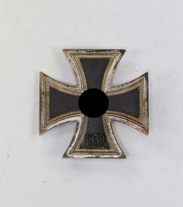 Eisernes Kreuz 1. Klasse 1939, Hst. 15, nicht magnetisch - Militaria-Berlin