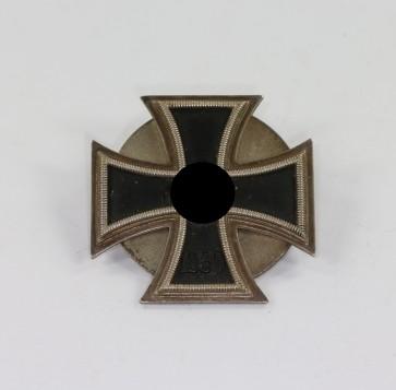 Eisernes Kreuz 1. Klasse 1939, Otto Schickle, Scheibe und Mutter (!) - Militaria-Berlin