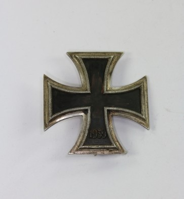 Eisernes Kreuz 1. Klasse 1939, Schinkel Form, Deumer - Kriegsgefangenschaft (!) - Militaria-Berlin