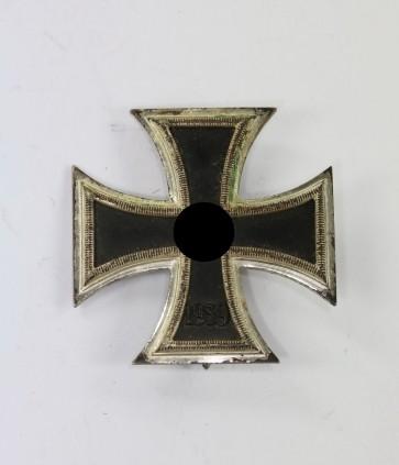 Eisernes Kreuz 1. Klasse 1939, Schinkel Form, Deumer, nicht magnetisch - Militaria-Berlin