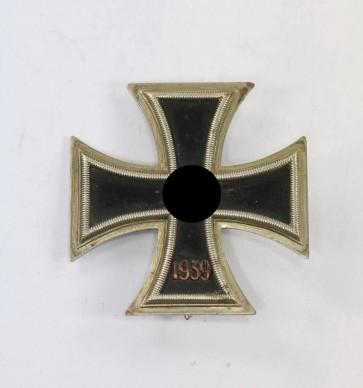 Eisernes Kreuz 1. Klasse 1939, Schinkel Form, Deumer - Militaria-Berlin