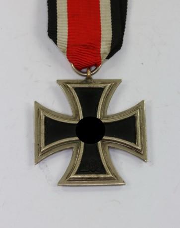 Eisernes Kreuz 2. Klasse 1939, Juncker, nicht magnetisch (!) - Militaria-Berlin