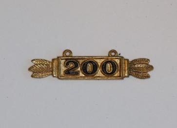 Hänger 200 für Frontflugspengen 1957 (!) - Militaria-Berlin