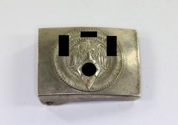 Hitlerjugend (HJ), Koppelschloss, Hst. A A&S  Ges. Gesch. und RZM 17 - Militaria-Berlin