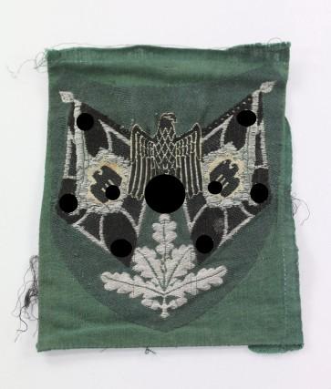 Wehrmacht Heer, Ärmelabzeichen für Fahnenträger Pioniere - Militaria-Berlin