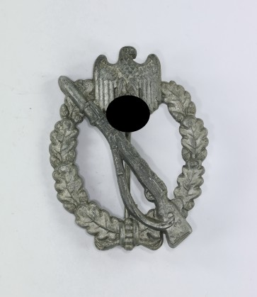Infanterie-Sturmabzeichen in Silber, Assmann 3 - Militaria-Berlin
