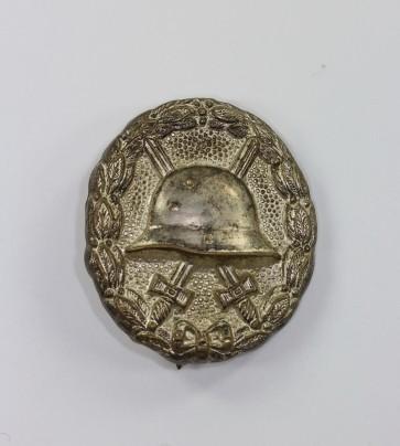 Verwundetenabzeichen in Silber 1918, Hst. L/54 (!) - Militaria-Berlin