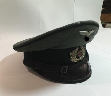 Wehrmacht, Schirmmütze für Mannschaften der Pioniere - Militaria-Berlin