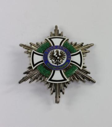 Preußen, Hausorden von Hohenzollern, Komtur Stern - Militaria-Berlin