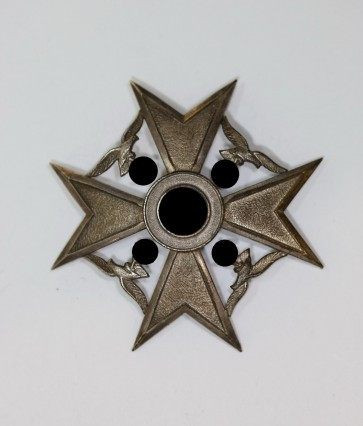 Spanienkreuz in Silber, Förster & Barth - Militaria-Berlin