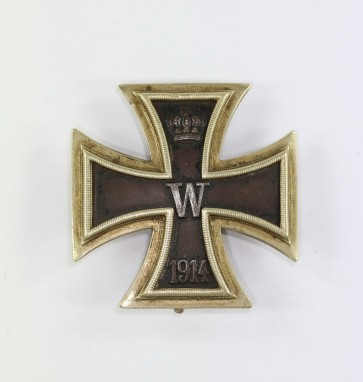 Eisernes Kreuz 1. Klasse 1914, Hst. AWS - Militaria-Berlin