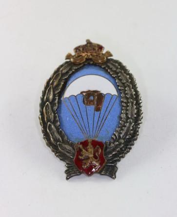 Bulgarien, Fallschirmschützenabzeichen - Militaria-Berlin