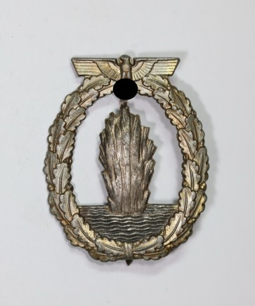 Minensucher, Hst. Schwerin - Militaria-Berlin