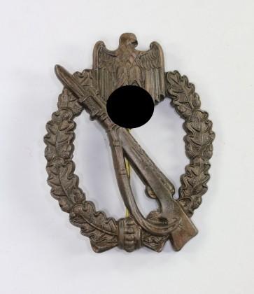Infanterie Sturmabzeichen in Bronze, Hst. R.S.S. - Militaria-Berlin