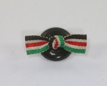 Knopfloch Dekoration, Italienisch-Deutsche Feldzugsmedaille für Afrika - Militaria-Berlin
