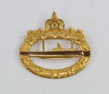 U-Bootskriegsabzeichen 1918, Wilhelm Deumer - Militaria-Berlin