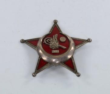 Osmanisches Reich, Eisernes Halbmond (Stern von Gallipoli), B.H. Mayer - Militaria-Berlin