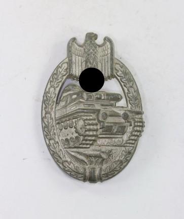 Panzerkampfabzeichen in Silber, Daisy Variante - Militaria-Berlin