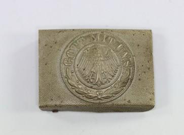 Reichswehr, Koppelschloß, Gott mit Uns - Militaria-Berlin