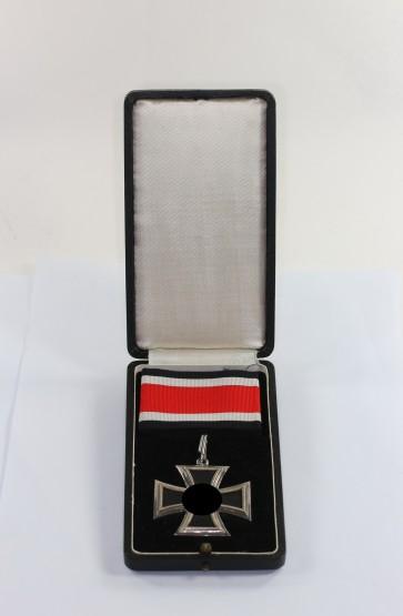 Ritterkreuz des Eisernen Kreuzes, Hst. 65 800, im Etui  - Militaria-Berlin