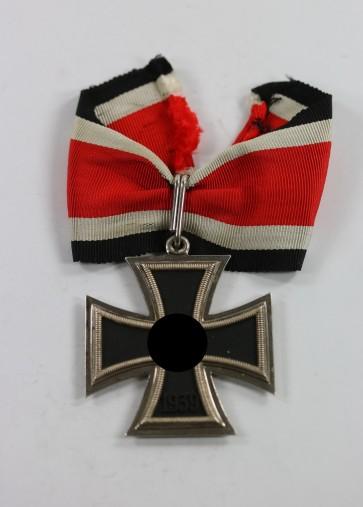 Ritterkreuz des Eisernen Kreuzes, Hst. 65 800, SS-Sturmbannführer Schulz-Streeck - Militaria-Berlin