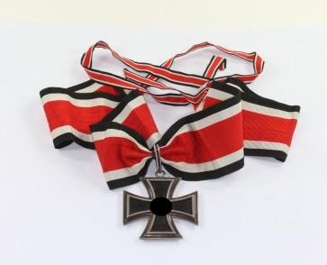 Ritterkreuz des Eisernen Kreuzes, Hst. L/12 C.E. Juncker Variante (!) - Militaria-Berlin